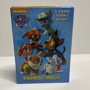 Paw Patrol Pals Board Books